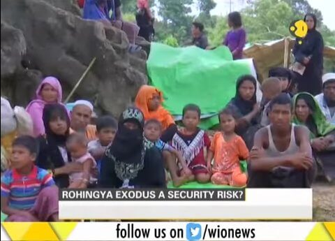 India: Rohingya a security risk?